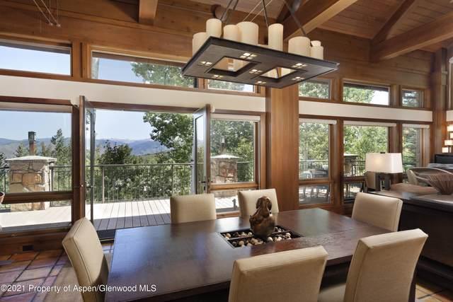 45 Ermine Lane, Snowmass Village, CO 81615 (MLS #171590) :: Aspen Snowmass   Sotheby's International Realty