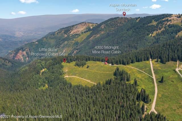 TBD Midnight Mine Road, Aspen, CO 81611 (MLS #171636) :: Aspen Snowmass | Sotheby's International Realty