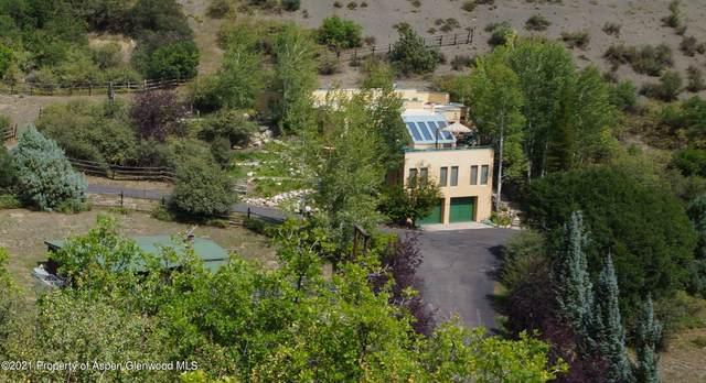 244 Medicine Bow Road, Aspen, CO 81611 (MLS #171646) :: Aspen Snowmass | Sotheby's International Realty