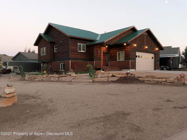 356 Sunflower Drive, Hayden, CO 81639 (MLS #172009) :: Western Slope Real Estate