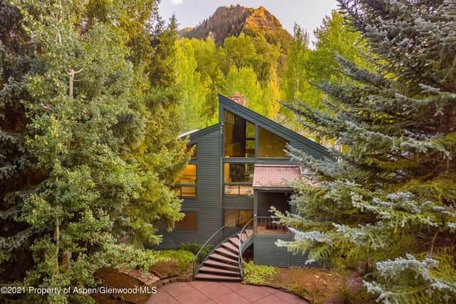 609 W Francis Street, Aspen, CO 81611 (MLS #172060) :: Aspen Snowmass   Sotheby's International Realty