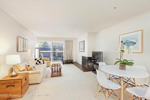 205 E Durant Avenue 3J, Aspen, CO 81611 (MLS #172101) :: Western Slope Real Estate