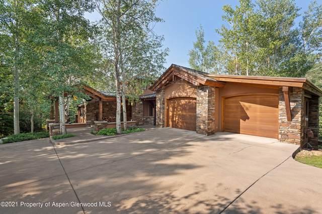 30 Oak Ridge Road, Snowmass Village, CO 81615 (MLS #172261) :: Aspen Snowmass | Sotheby's International Realty