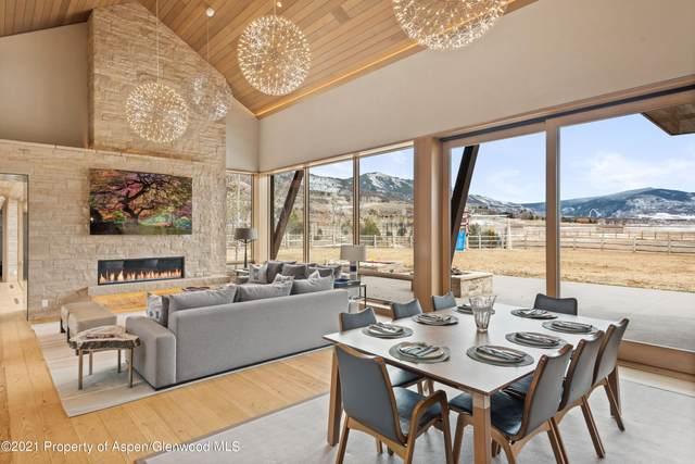 425 Aspen Valley Ranch Road, Woody Creek, CO 81656 (MLS #172385) :: The Weber Boxer Group | Douglas Elliman