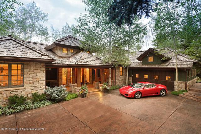 27 Timber Ridge, Snowmass Village, CO 81615 (MLS #120155) :: McKinley Sales Real Estate