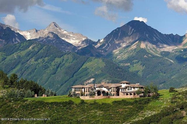 1500 Ridge Of Wildcat Drive, Snowmass, CO 81654 (MLS #125918) :: McKinley Sales Real Estate