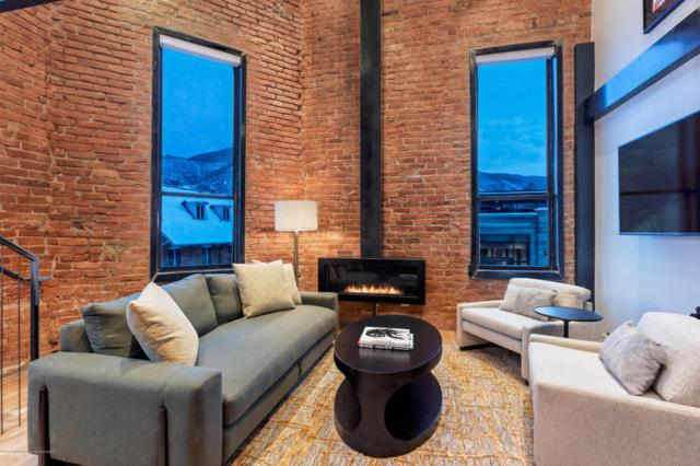 205 S Galena Street Unit #13, Aspen, CO 81611 (MLS #140716) :: McKinley Sales Real Estate