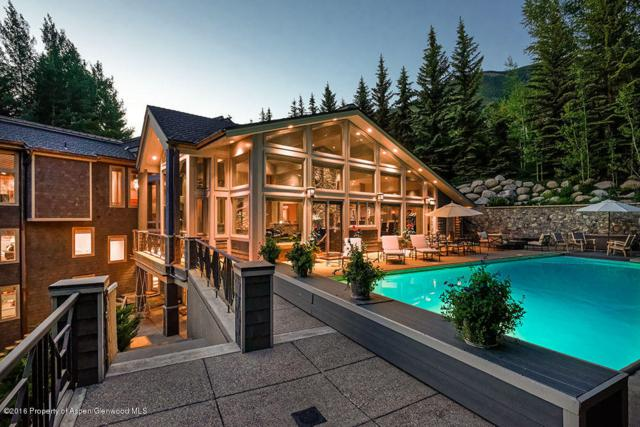 726 Red Mountain Road, Aspen, CO 81611 (MLS #142356) :: McKinley Sales Real Estate