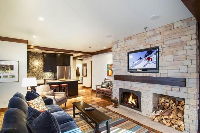 425 Wood Road Unit 20, Snowmass Village, CO 81615 (MLS #143227) :: McKinley Real Estate Sales, Inc.