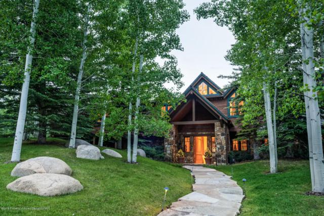 285 Pfister, Aspen, CO 81611 (MLS #144567) :: McKinley Sales Real Estate