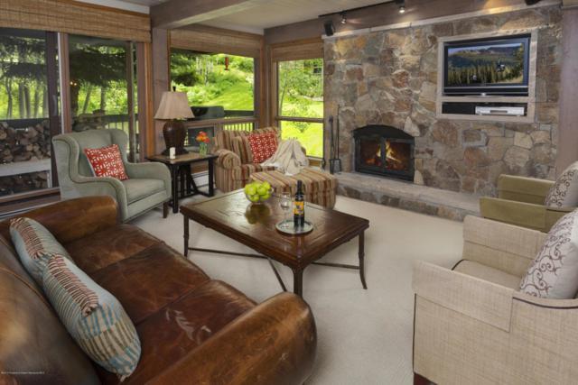 855 Carriage Way Leaf 802, Snowmass Village, CO 81615 (MLS #145629) :: McKinley Sales Real Estate