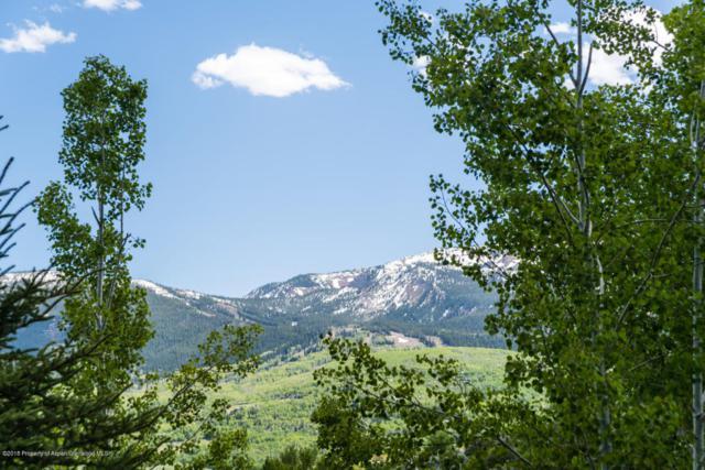 57 Saddleback Lane, Snowmass Village, CO 81615 (MLS #148864) :: McKinley Sales Real Estate