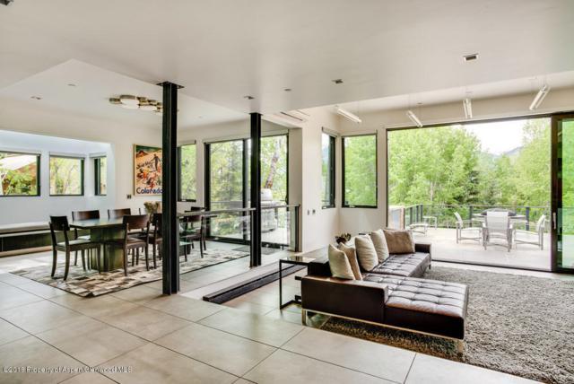 44 Bennett Court, Aspen, CO 81611 (MLS #148943) :: McKinley Sales Real Estate