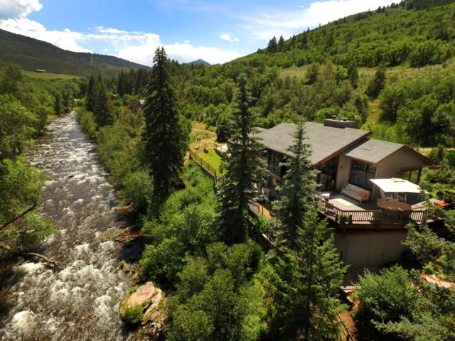 207 Oak Road, Basalt, CO 81621 (MLS #149330) :: McKinley Sales Real Estate
