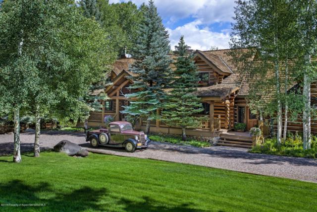 770 Twining Flats Road, Aspen, CO 81611 (MLS #149507) :: McKinley Real Estate Sales, Inc.