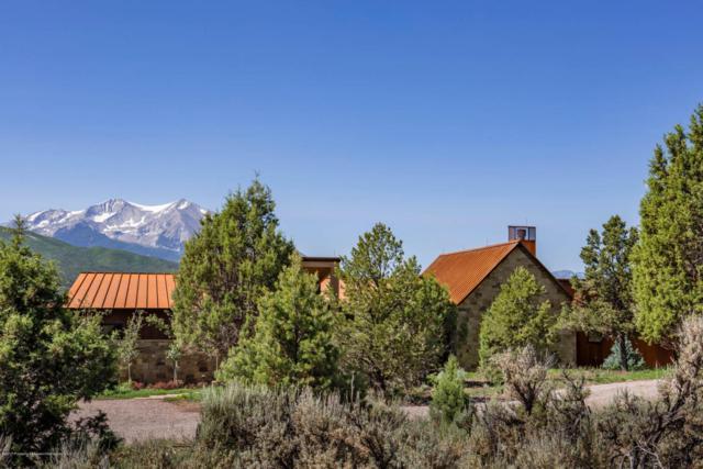 888 Schooner Lane, Carbondale, CO 81623 (MLS #149981) :: McKinley Sales Real Estate