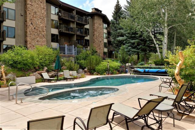 105 Campground Lane #104, Snowmass Village, CO 81615 (MLS #150331) :: McKinley Sales Real Estate