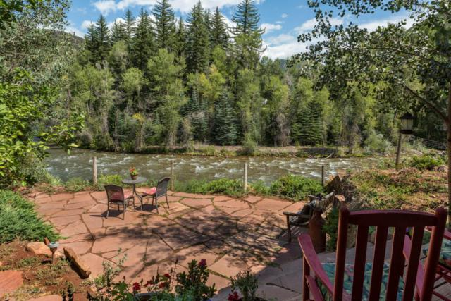 28 River Bend, Snowmass, CO 81654 (MLS #150352) :: McKinley Sales Real Estate