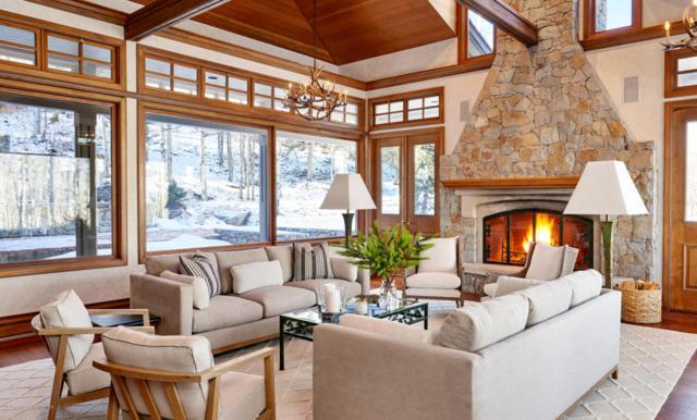 1061 Wood Road, Snowmass Village, CO 81615 (MLS #151255) :: McKinley Sales Real Estate