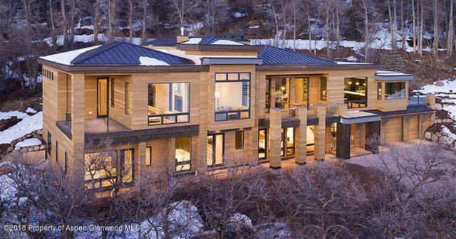 386 Sunnyside Lane, Aspen, CO 81611 (MLS #151297) :: McKinley Sales Real Estate