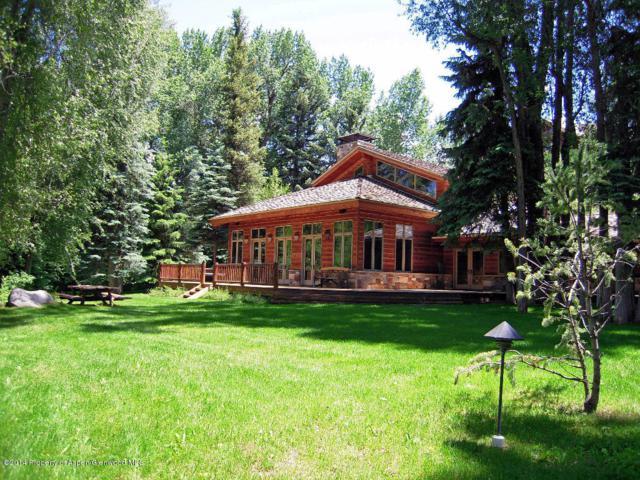179 Liberty Lane, Woody Creek, CO 81656 (MLS #151378) :: McKinley Real Estate Sales, Inc.