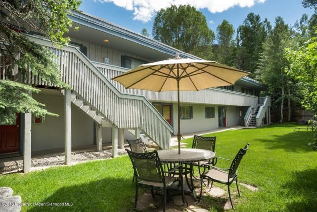 1235 E Cooper Avenue Unit 1-8, Aspen, CO 81611 (MLS #151577) :: McKinley Sales Real Estate