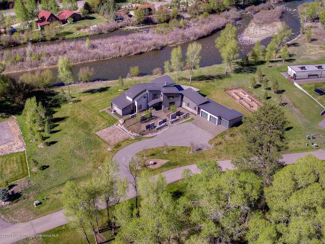 21 St Finnbar Farm Road, Carbondale, CO 81623 (MLS #151800) :: McKinley Real Estate Sales, Inc.
