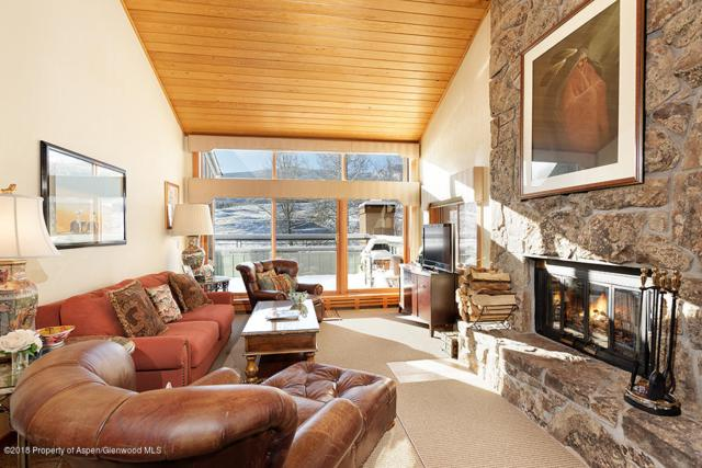 240 Snowmass Club Circle 322 Aka 1436, Snowmass Village, CO 81615 (MLS #152146) :: McKinley Sales Real Estate