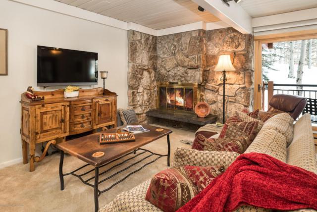 30 Anderson Lane #703, Snowmass Village, CO 81615 (MLS #152153) :: McKinley Sales Real Estate