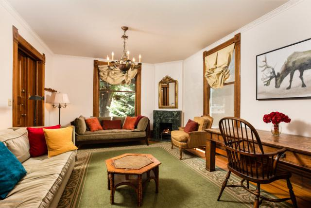 333 W Main Street Unit 1-A, Aspen, CO 81611 (MLS #152439) :: McKinley Sales Real Estate