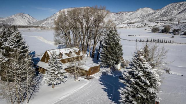 331 Woody Creek Road, Woody Creek, CO 81656 (MLS #152513) :: McKinley Sales Real Estate
