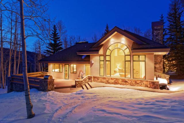 776 Divide Drive, Snowmass Village, CO 81615 (MLS #152519) :: McKinley Sales Real Estate