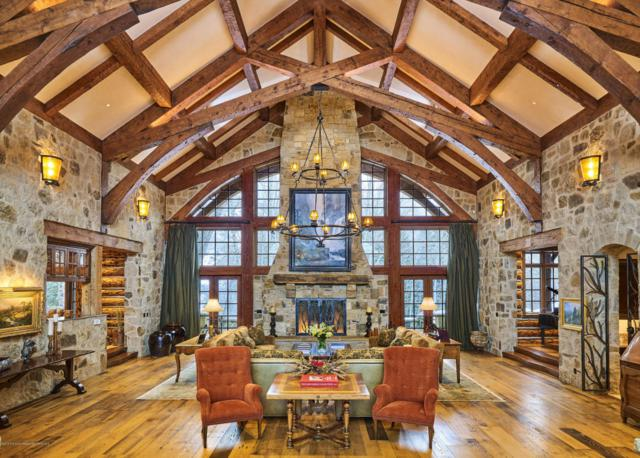 2280/2288 Snowmass Creek Road, Snowmass, CO 81654 (MLS #152803) :: McKinley Sales Real Estate