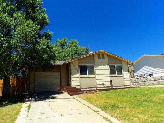 3431 Ridgeview Road, Craig, CO 81625 (MLS #153804) :: McKinley Sales Real Estate
