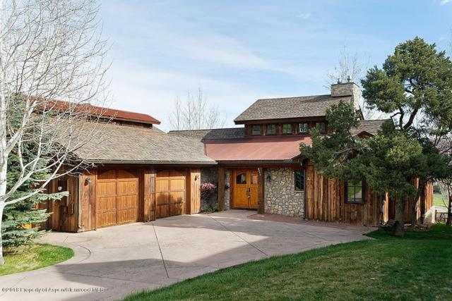 4096 Crystal Bridge Drive, Carbondale, CO 81623 (MLS #153889) :: McKinley Sales Real Estate