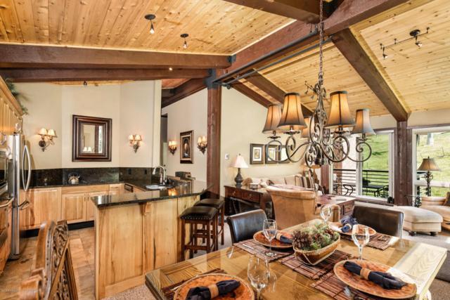 360 Wood Road #309, Snowmass Village, CO 81615 (MLS #154466) :: McKinley Sales Real Estate