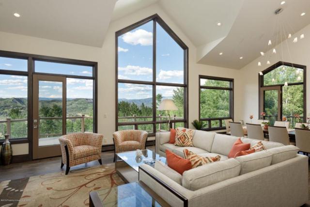 95 Ridge Road, Snowmass Village, CO 81615 (MLS #154777) :: McKinley Sales Real Estate
