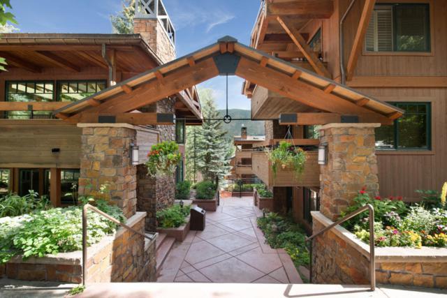718 S Mill Street #13, Aspen, CO 81611 (MLS #155297) :: McKinley Sales Real Estate