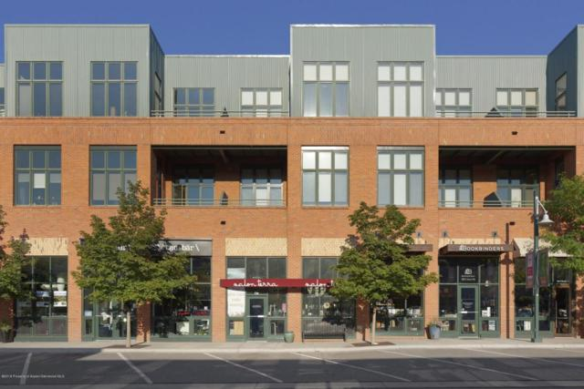 770 E Valley Road, Basalt, CO 81621 (MLS #155647) :: McKinley Sales Real Estate