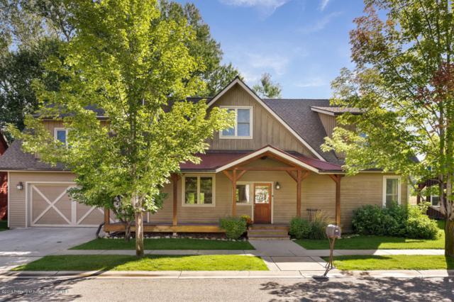 519 Lake Court, Basalt, CO 81621 (MLS #155809) :: McKinley Sales Real Estate
