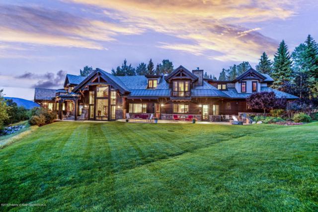 2016 Mclain Flats Road, Aspen, CO 81611 (MLS #155955) :: McKinley Sales Real Estate