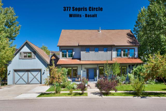 377 Sopris Circle, Basalt, CO 81621 (MLS #156157) :: McKinley Sales Real Estate