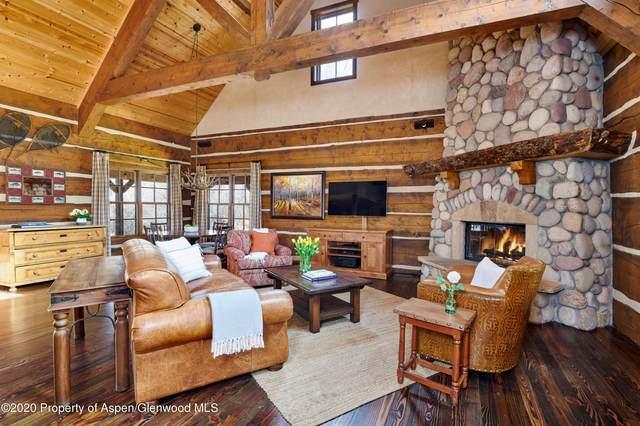 34 Altamira Ranch Road, Basalt, CO 81621 (MLS #156404) :: Western Slope Real Estate