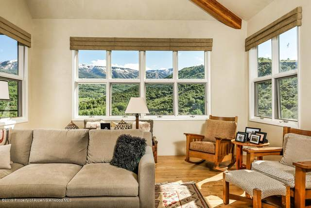 9 Lemond Circle, Snowmass Village, CO 81615 (MLS #160134) :: Roaring Fork Valley Homes