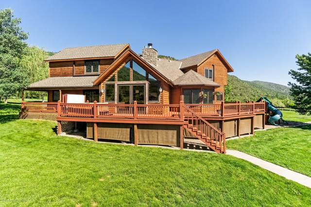 43 Ranch Lane, Glenwood Springs, CO 81601 (MLS #160525) :: McKinley Real Estate Sales, Inc.
