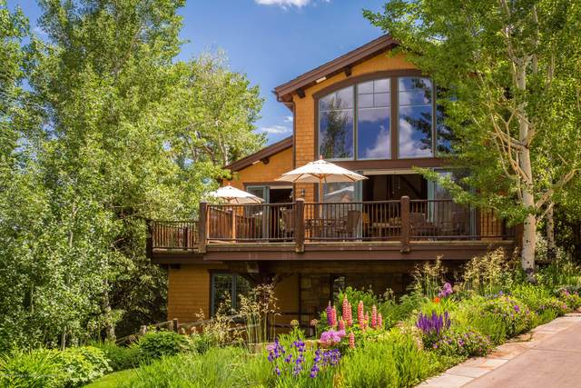 415 Ridge Road, Snowmass Village, CO 81615 (MLS #162052) :: Roaring Fork Valley Homes