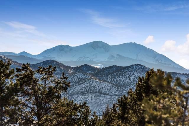 129 Ridge Road, Basalt, CO 81621 (MLS #162637) :: Roaring Fork Valley Homes