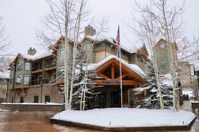 65 Timbers Club Court A1-Iii, Snowmass Village, CO 81615 (MLS #162749) :: McKinley Real Estate Sales, Inc.