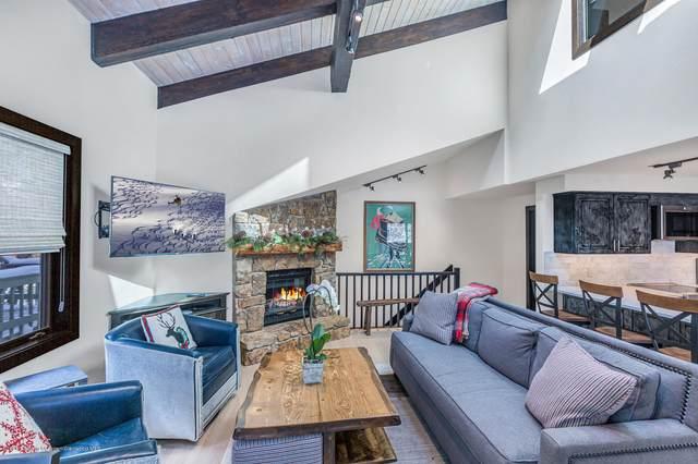 125 E Hyman Avenue 3-A, Aspen, CO 81611 (MLS #162850) :: Aspen Snowmass | Sotheby's International Realty