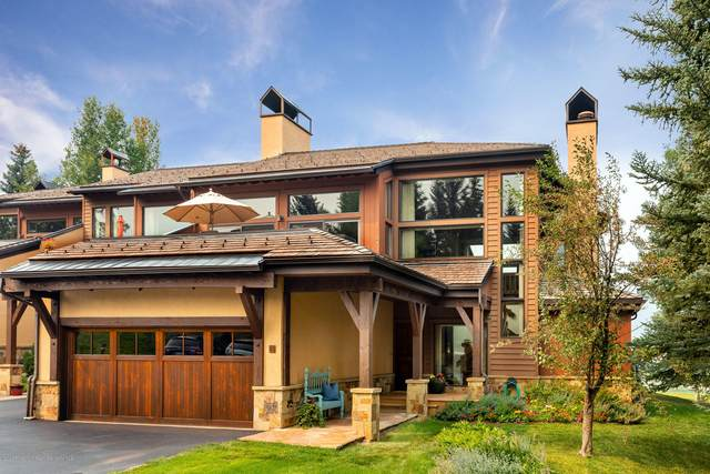 701 Snowmass Club Circle #88, Snowmass Village, CO 81615 (MLS #163089) :: Western Slope Real Estate